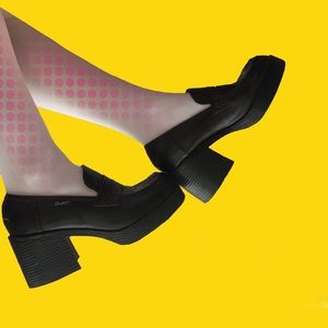 90s Mudd Platform Heels (Bratz Shoes)